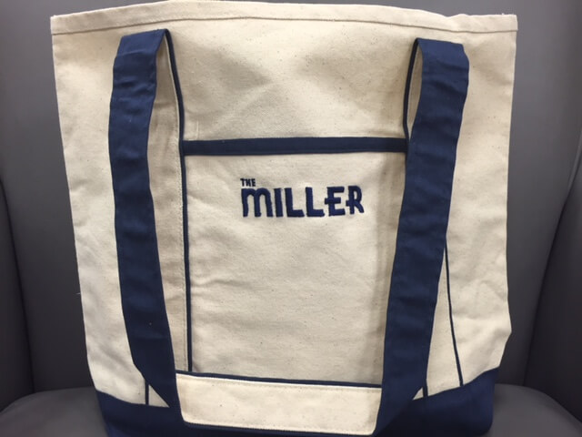 Miller Theater Tote Bag